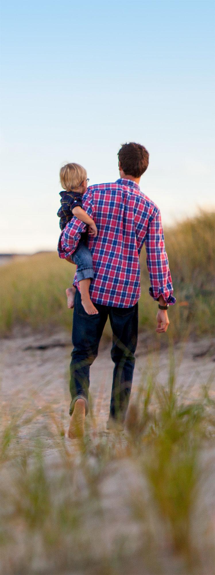 Padre e hijo; neuropsicología para padres